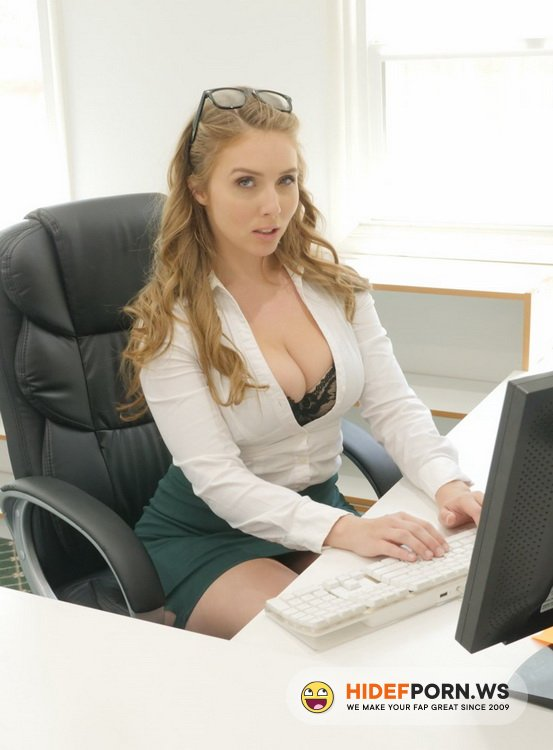 Cum4K.com - Lena Paul - Cum Into My Office [FullHD 1080p]