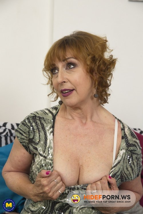 Mature.nl/Mature.eu - Danny (61) - horny housewife doing her toyboy [FullHD 1080p]