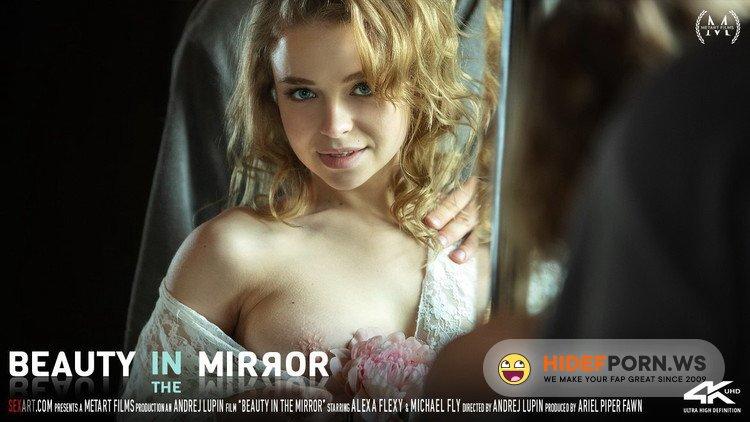 SexArt.com/MetArt.com - Alexa Flexy - Beauty In The Mirror [FullHD 1080p]