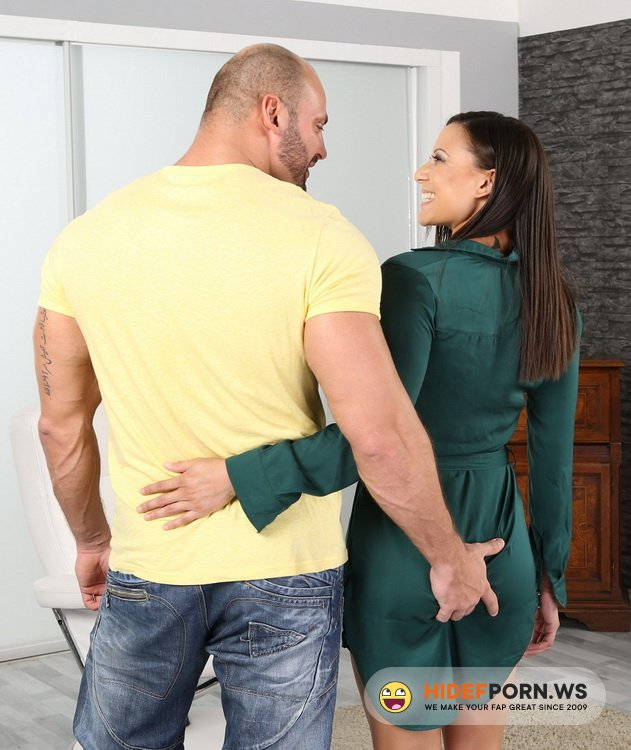 SimplyAnal.com - Cassie Del Isla - Ass To Mouth Action [FullHD 1080p]