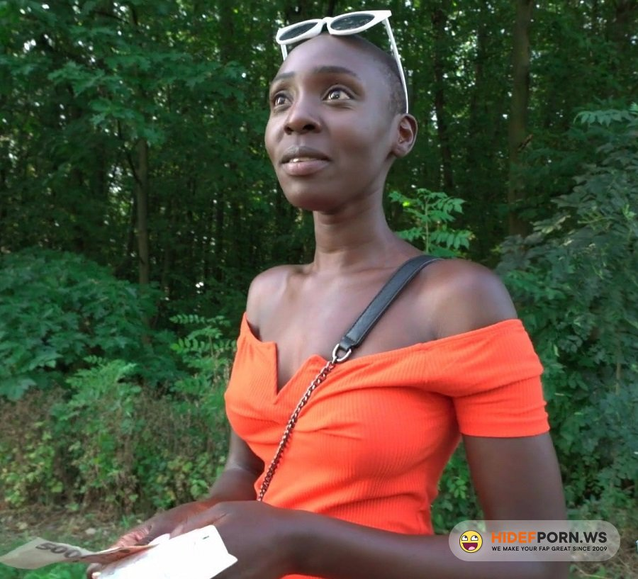 PickupGirls.com - Zaawaadi - African EbonyGirl Fuck For Money [FullHD 1080p]