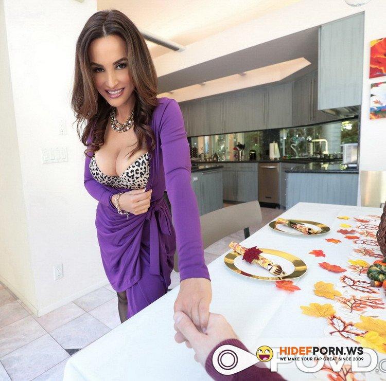 POVD.com - Lisa Ann - Sex On Thanksgiving [FullHD 1080p]