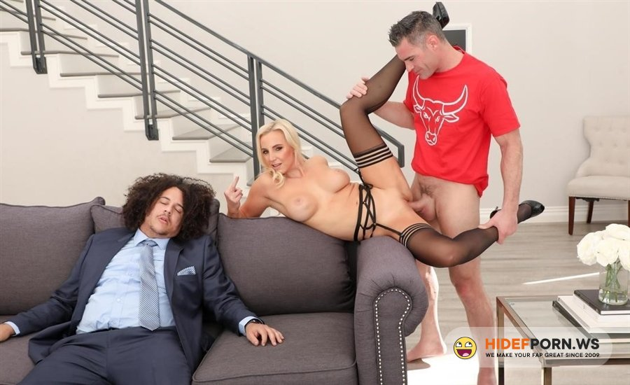Cucked - Sophia West - A Pathetic Husband That Cant Even Fuck His Hot Wife [2021/HD]