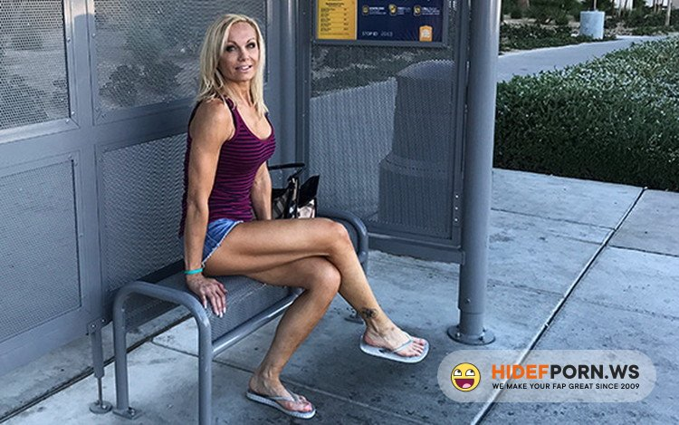 MomPov.com - Unknown - Fit blonde cougar MILF porn newb [HD 720p]