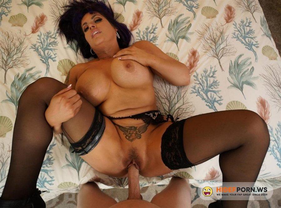 POVMasters - Jasmeen LaFleur - Big Tits Milf Jasmeen Lafleur Spreads For Big Dick Pov [2021/FullHD]