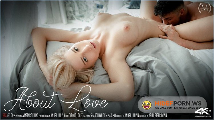 SexArt.com - Sharon White - About Love [FullHD 1080p]