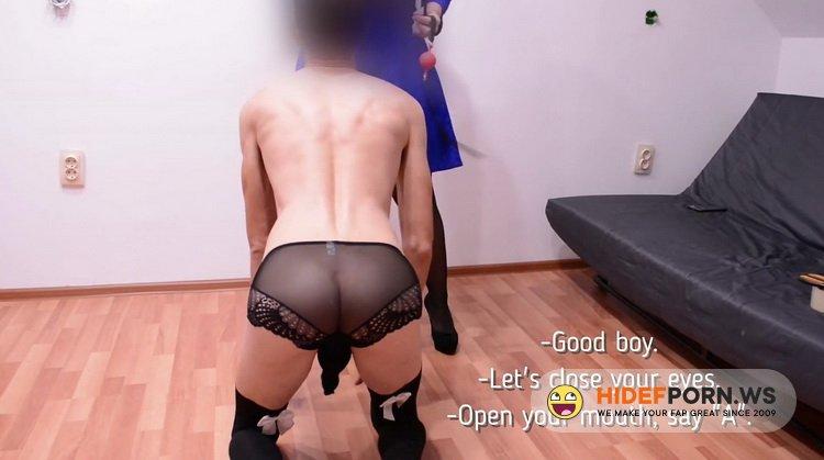 lisafem - lisafem - I let Stranger Jerk off my Boy while I Watch. Shared Young Husband [FullHD 1080p]