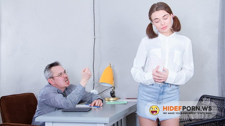 TrickyOldTeacher.com - Beau Rose - Teacher gets fresh pussy for good grades [FullHD 1080p]