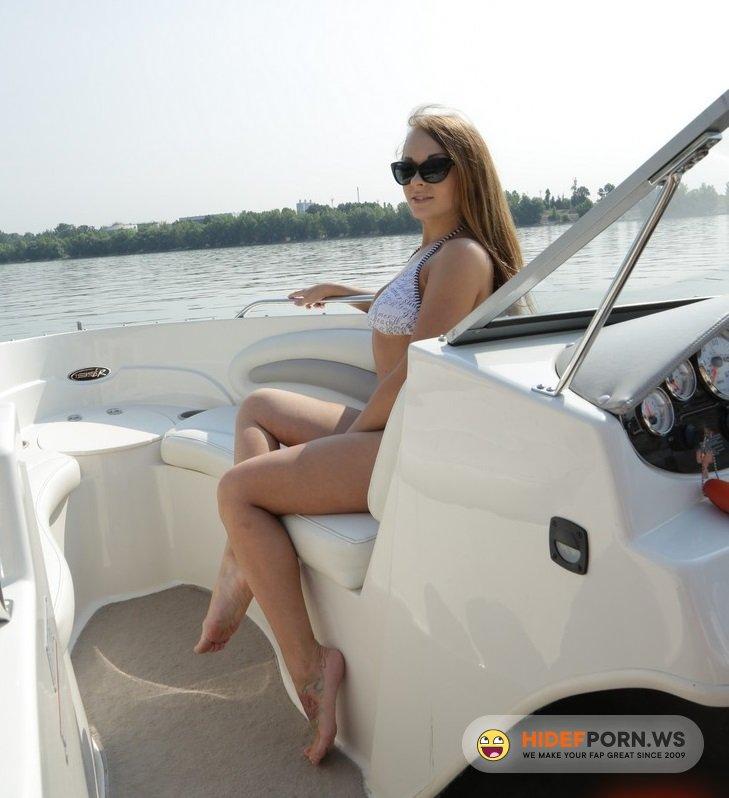 AnalAngels.com - Ariel Temple - Yacht Аnal [HD 720p]