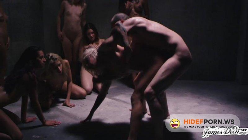 JamesDeen - Dani Daniels, James Deen, Janice Griffith - Fuck Me Like You Hate Me [SD 480p]