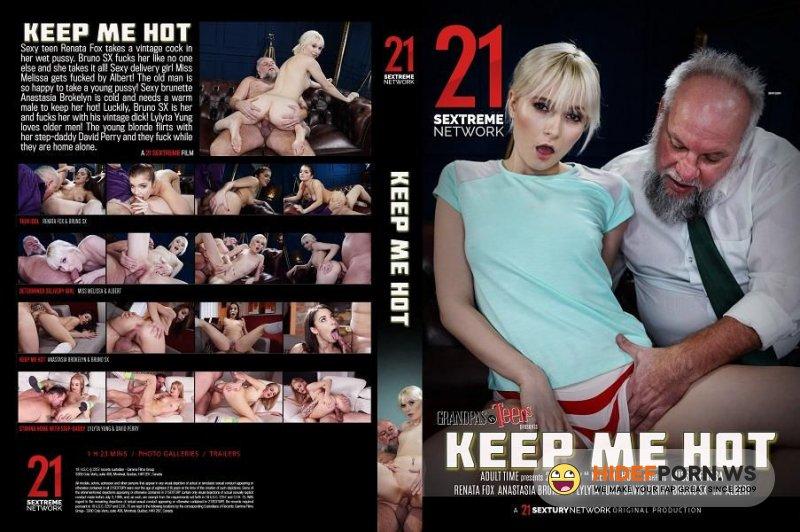 Keep Me Hot [2021/WEBRip/FullHD]