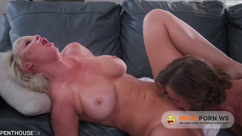 PenthouseGold - London River - Busty MILF Finds A Way To Avoid Eviction [HD 720p]