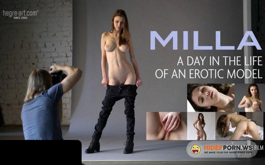 Hegre-Art.com - Milla - Erotic Photosession [FullHD 1080p]