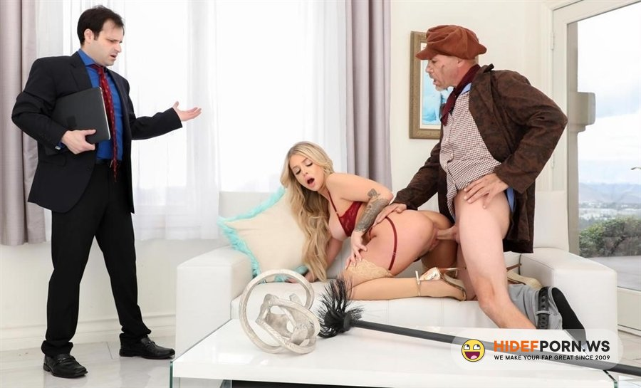 Cucked - Madelyn Monroe - Chimney Sweeper Cleans Up That Pussy [2021/HD]