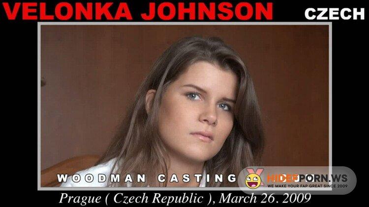 Woodmancastingx.com - Velonka Johnson - Casting [HD 720p]