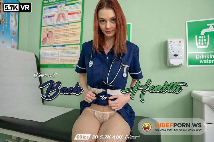 ZexyVR.com - Kourtney E - Back To Health [UltraHD/4K 2880p]