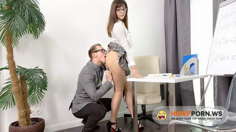 FuckStudies.com/TeenMegaWorld.net - Jess - Teen Fucks Her Teacher [FullHD 1080p]