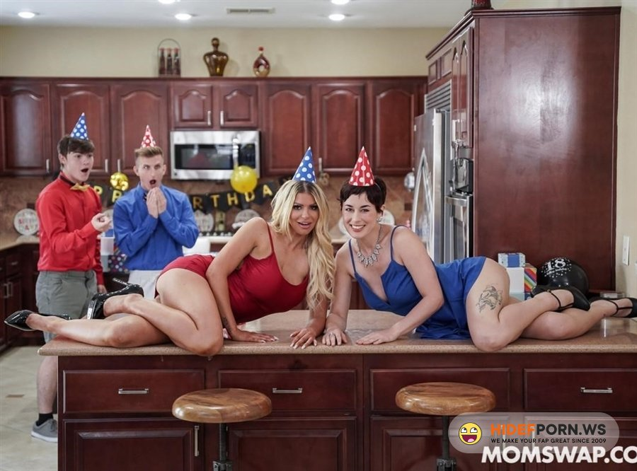 MomSwap - Brooklyn Chase, Olive Glass - Birthday Swap Surprise [2021/SD]