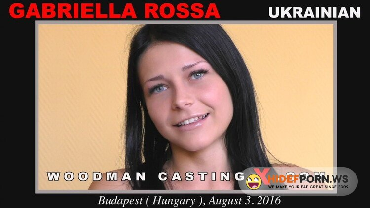 WoodmanCastingX.com - Gabriella Rossa - Casting X 8895 [HD 720p]