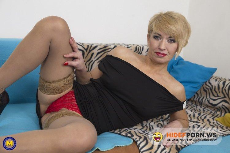 Mature.nl/Mature.eu - Eliena (44) - hot mom doing her toyboy [FullHD 1080p]