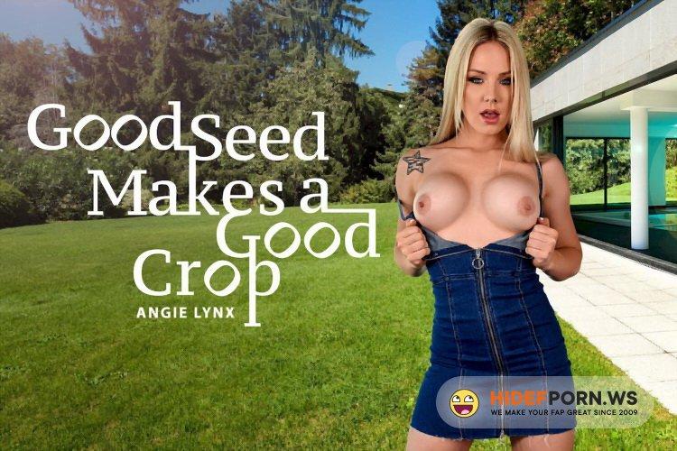BaDoinkVR.com - Angie Lynx - Good Seed Makes a Good Crop [UltraHD/2K 2048p]