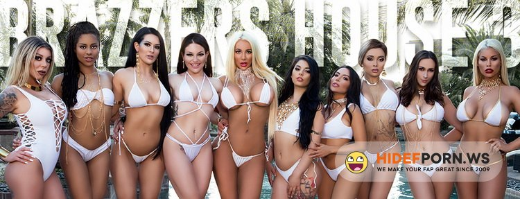 ZZSeries.com/Brazzers.com - Aaliyah Hadid, Ashley Adams, Bridgette B, Gina Valentina, Lena Paul, Nicolette Shea - Brazzers House 3: Episode 1 [HD 720p]