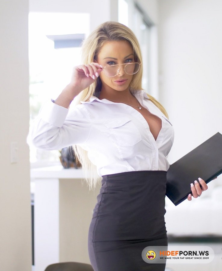PassionHD.com - Isabelle Deltore - Fuck Hot Boss [HD 720p]