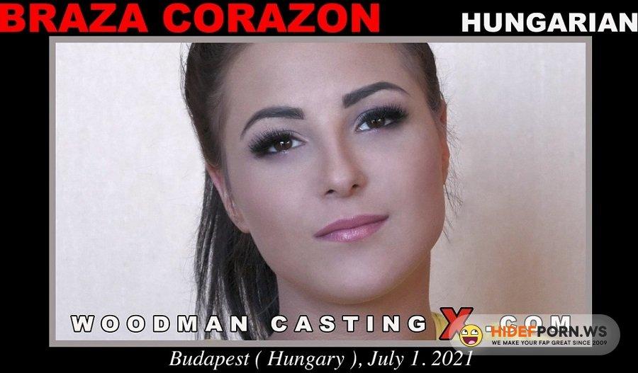 Woodman.com - Braza Corazon - Full Porn Casting [HD 720p]