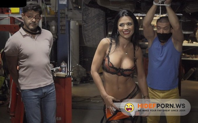 Drcel.com - Shalina Devine - Wife Fuck In Garage With Another Man [SD 480p]