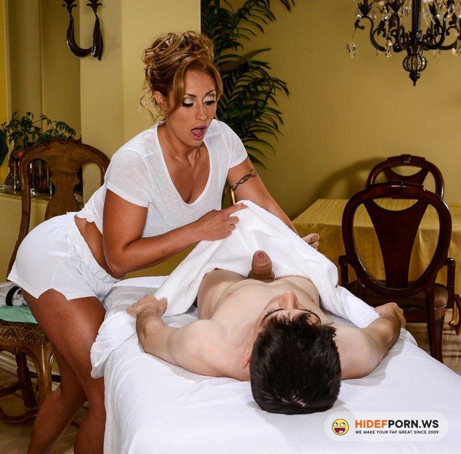 MassageGirls.com - Eva Notty - Erotic Massage From Milf [HD 720p]
