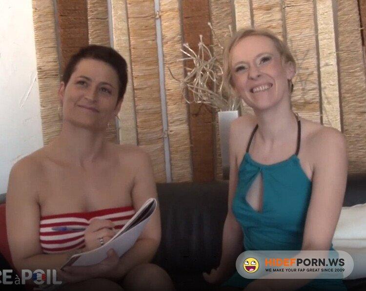 LaFRANCEaPoil.com - Amelie, Angie - Cunni, sodo et douche de sperme pour Angie et Amelie! [FullHD 1080p]