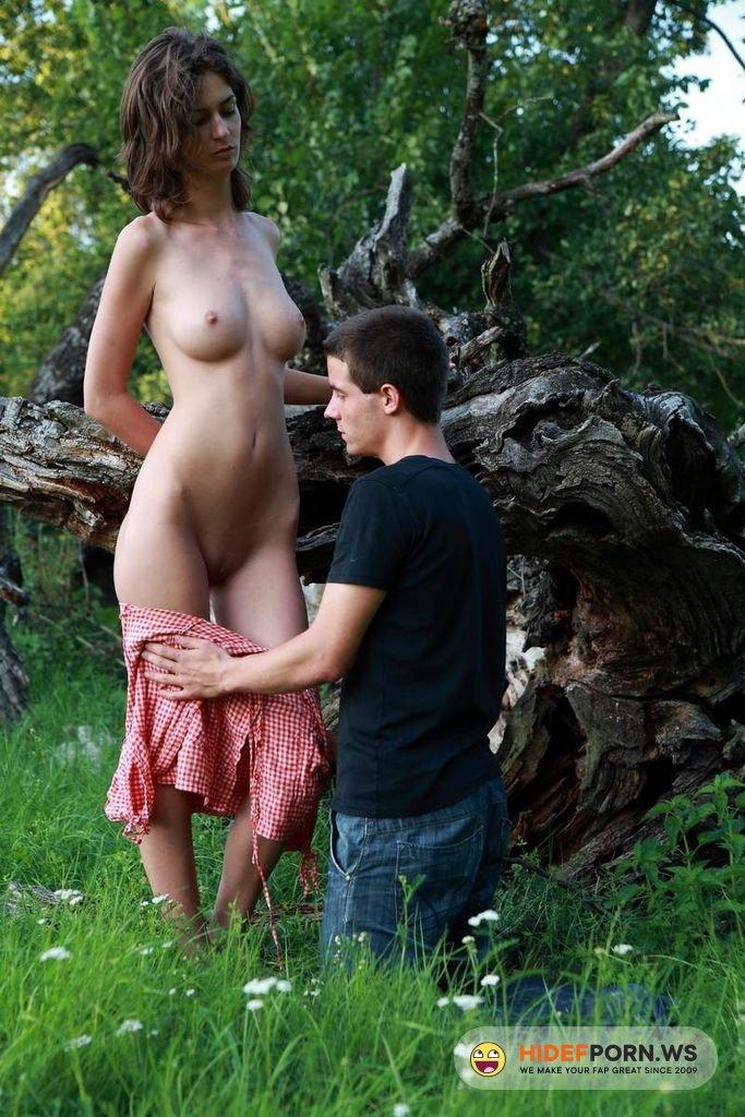 MyTeenVIdeo.com - Irenka - Russian Hot Nature Sex [HD 720p]