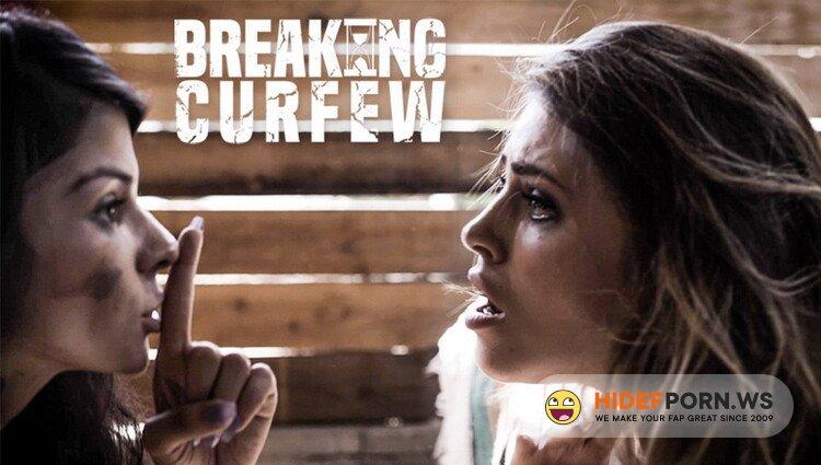 PureTaboo.com - Adriana Chechik, Sadie Pop - Breaking Curfew [FullHD 1080p]