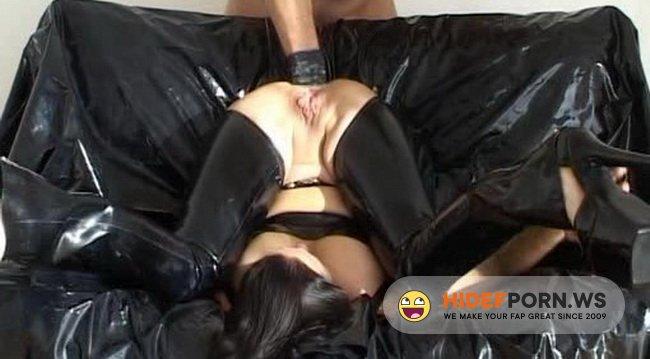 Latexangel - LatexAngel AKA Angelina - Hardcore [SD 384p]