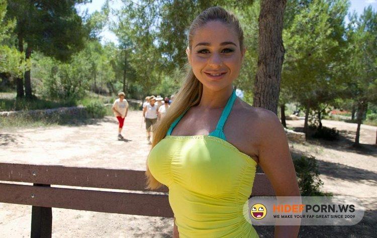 PorElChiquito.com/Culioneros.com - Cathy Heaven - Blond Chick Gets Ass-Rammed [HD 720p]