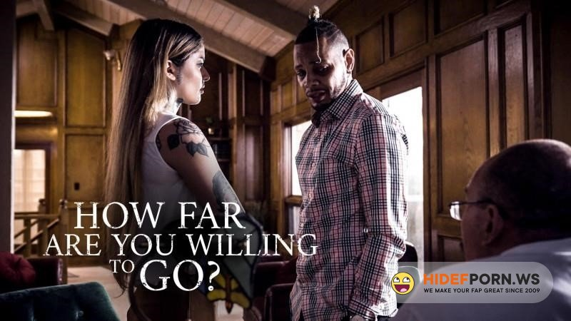 PureTaboo - Vanessa Vega - How Far Are You Willing To Go? [2021/SD]