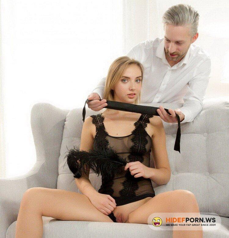 TheWhiteBoxxx.com/LetsDoeIt.com - Oxana Chic - Kinky play leads to hot sex for horny couple [FullHD 1080p]
