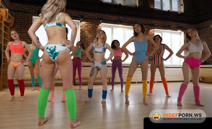 Amateurporn.com - Iris Kiss Kiss, Queenlin, Parish, Regina Moonshine, Darcy Dark, Kamilla C, Scarlette, Maya Morgan, Alexa Black, Kamilla D - 10 Girls Aerobics [FullHD 1080p]