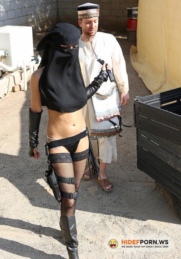 ArabsExposed.com - Karmen Bella - Muslim Girl Dominated [FullHD 1080p]