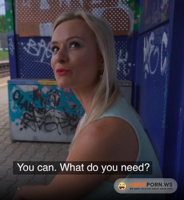 PickupGirls.com - Lily Joy - Pickup And Fuck Girl Behind Trains Station [FullHD 1080p]