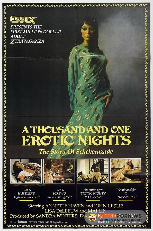 Private.com - Annette Haven - A Thousand and One Erotic Nights [HD 720p]