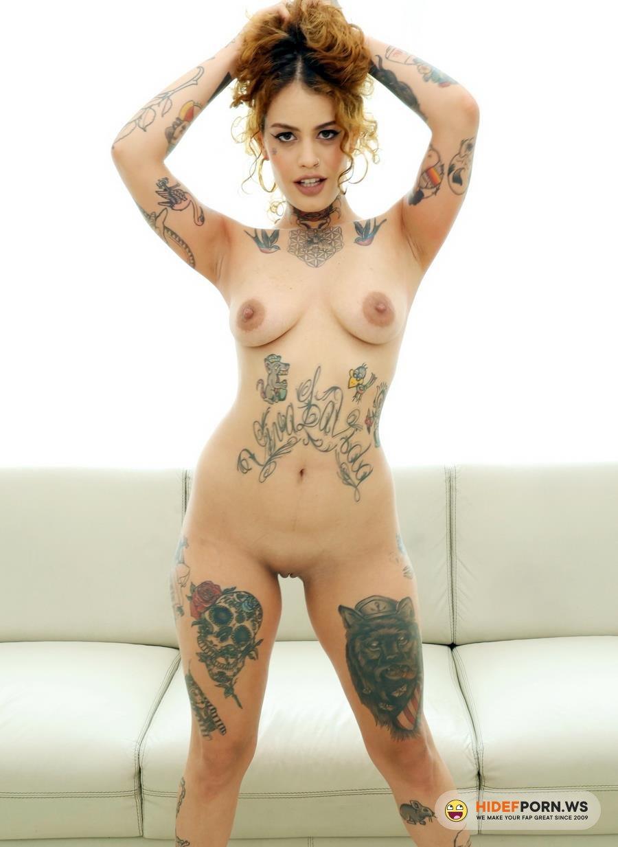 AnalVids.com, LegalPorno.com - Nina Forbidden - Big Booty Slut In An Intense DP Scene With 3 Big Cocks (Squirt ATM Cum Swallow) [FullHD 1080p]